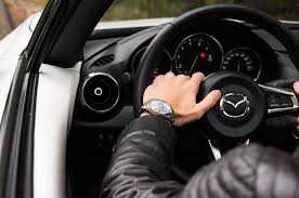 mazda reviews car u0026 watch review mazda mx 5 nd citizen eco drive satellite