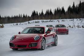 porsche canada top 4 things i learned at porsche camp4 winter performance driving