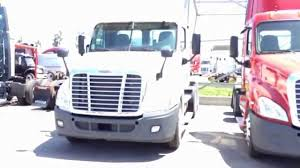 2011 freightliner cascadia day cab for sale california youtube