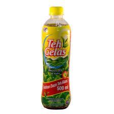 Teh Ichi Oca sedap wangi original tea transmart carrefour honestbee