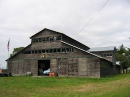 Monitor Style Barn by Western Monitor Historic Barns Of The San Juan Islands