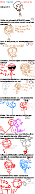 Dick Figures Meme - dick figures meme 2 by demonic stickfigures on deviantart