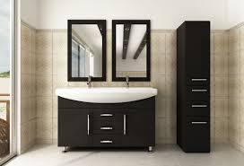 Fairmont Designs Bathroom Vanity Curved Brown Wooden Bath Vanity Fairmont Designs Bathroom Vanities