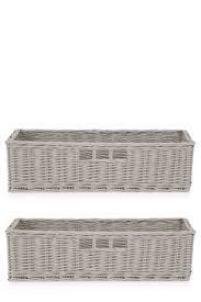 Bathroom Basket Storage by Bathroom Storage Bathroom Storage Ideas U0026 Essentials Next