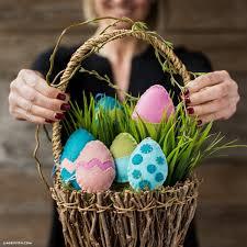felt easter eggs felt easter egg ornaments lia griffith