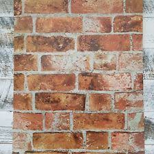 brick wallpaper ebay