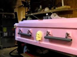 denhaunt u0027s foam casket halloween prop youtube
