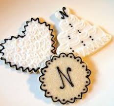 bridal luncheon favors will you be my bridesmaid cookies wedding cookies bridal shower