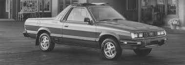 1986 subaru brat interior boosted pickups a brief history of turbocharged and supercharged