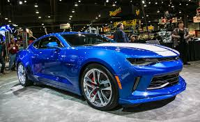 2015 Muscle Cars - chevrolet rolls out four more camaros for sema 2015 u2013 news u2013 car