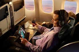 american airlines wifi netflix in flight satellite based broadband finally picking up digital trends