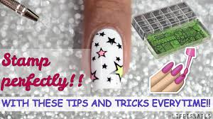 stamp your nails perfectly tips u0026 tricks for nail art stamping