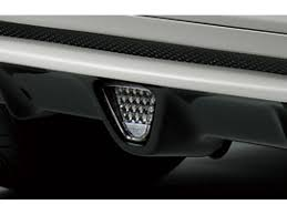 led fog light kit rear led fog light kit for cr z