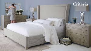 criteria bedroom items bernhardt
