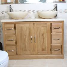 oak bathroom sink vanity units home design ideas