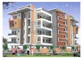 3d apartment design apartment exterior elevation rendering freelancers 3d
