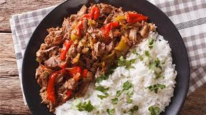 cuisine steak ropa vieja pulled flank steak in wine sauce today com