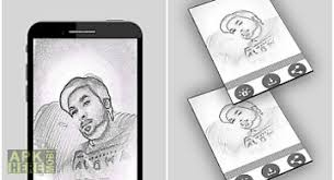 sketch color photo for android free download at apk here store