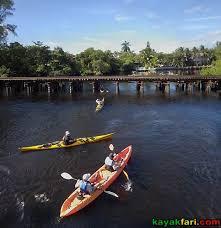 paddling the wilton manors loop in ft lauderdale kayak for
