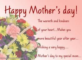 to the best mom happy mother s day card birthday happy mothers day wishes for facebook 2018