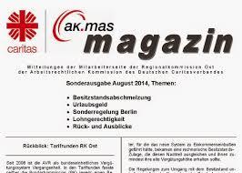 K Hen Hamburg Caritas Verdi Ak Magazin Ost August 2014 Der 3 Weg Im Osten