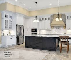 Traditional Kitchens With White Cabinets - inset kitchen cabinets omega cabinetry