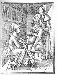 Medieval Birthing Chair Women And Medicine In The Middle Ages U0026 Renaissance
