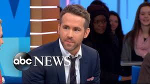 ryan reynolds talks about his role in the new film u0027life u0027 live on