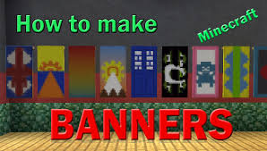Banner Design Ideas How To Make A Minecraft Banner Ideas For Banner Design Youtube