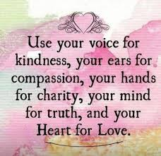 wisdom quotes kindness compassion charity and