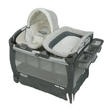 Graco Pack And Play With Bassinet And Changing Table Graco Pack N Play Play Yard With Snuggle Suite Sands Def The