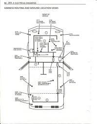 c4 corvette head light wire diagram and repair info grumpys