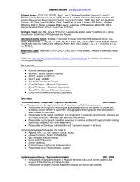 resume format for administration resume format for system administrator free download
