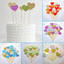 halloween baby shower decorating ideas 40pcs diy lighting birthday cake topper wedding halloween party