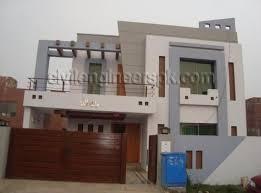 cool inspiration 4 10 marla house gate design marla house designs