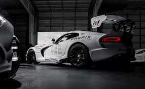 Dodge Viper White - the dodge viper acr just ran the u0027ring in an unofficial 7 03 45