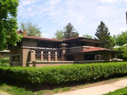 frank lloyd wright style home plans home design frank lloyd wright prairie style modern suburb area