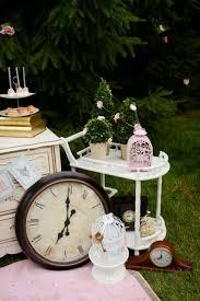 Bridal Shower Centerpieces 22 Fairy Alice In Wonderland Themed Bridal Shower Ideas