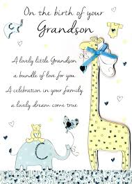 congratulations on new card new baby grandson congratulations greeting card cards kates