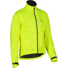 cycling outerwear wiggle dhb eq2 5 fluro waterproof cycling jacket cycling