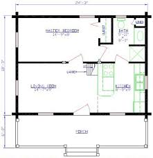 Cabin Floorplan Mountain Series Cabin Floorplans 5 And 6