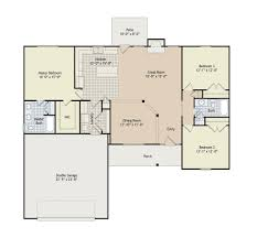 home floor plans north carolina the benson dunn north carolina home builder hartnett county nc
