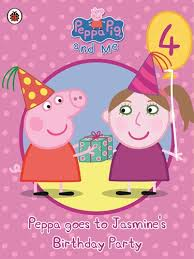 personalised peppa pig birthday party book sudocrem blog