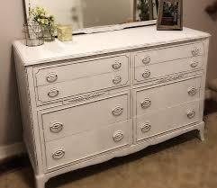 Bedroom Dresser For Sale Sale Unique White Vintage Rustic Cottage Shabby