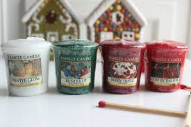 yankee candle scents decor