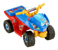 power wheels paw patrol lil u0027 quad vehicle walmart canada