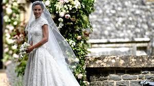 Wedding Dress Designs Wedding Dress Designers Brace For U0027pippa Middleton Effect U0027
