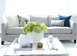 coffee table for long couch light gray sofa linen with glass top coffee table chaise cvid