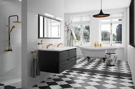 Meuble Salle De Bain Noir Et Blanc by Cuisine La Salle De Bain Construction D U0027une Maison Thomas Et