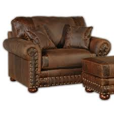 Lone Star Western Decor Coupon Western Furniture Outlaw Dejavu Holster Oversized Chair Lone Star